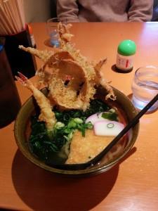 福岡は「うどん」も有名.博多駅近くの「大地のうどん」 おすすめ